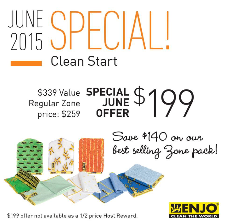 ENJO June 2015 Specials - Lynn Grushka Independent ENJO Consultant