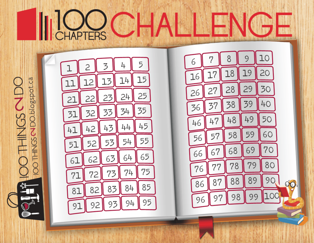 How to get your kids to read, get kids to read, kids and reading, getting kids to read, 100 Chapters Challenge
