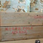 DIY Crates - great for Christmas decor