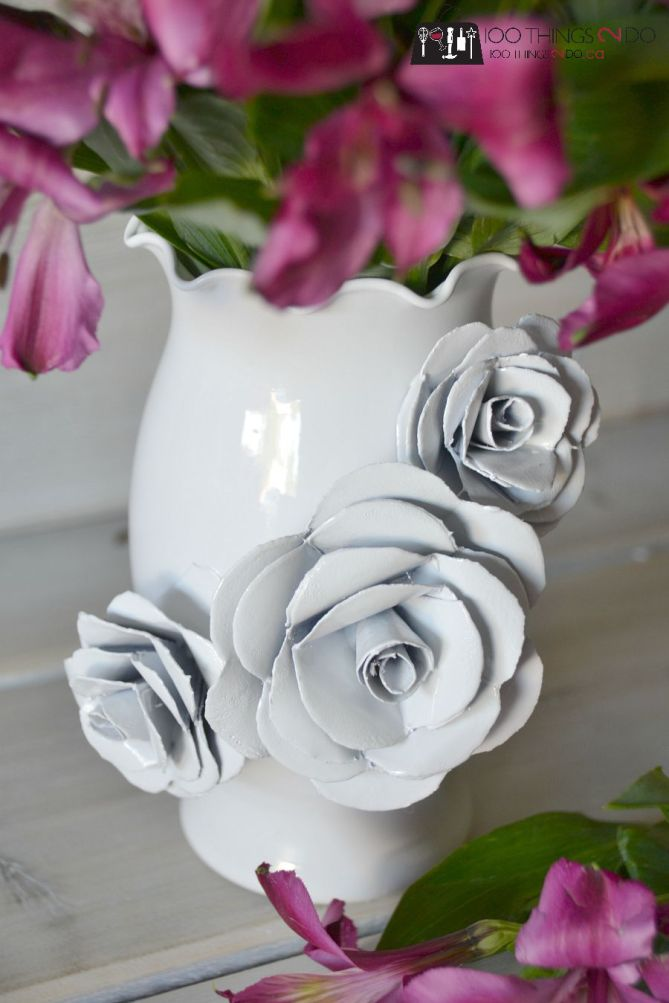 how to make decorative things with paper