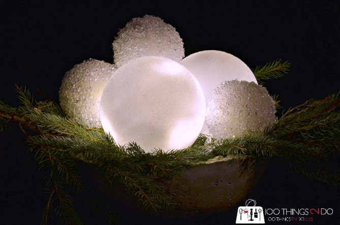 Glowing Snowballs 4