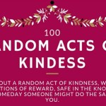 100 Random Acts of Kindness RAK