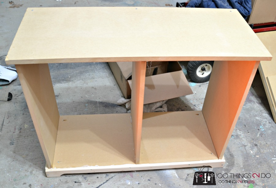 DIY Recycling Centre - beginner project