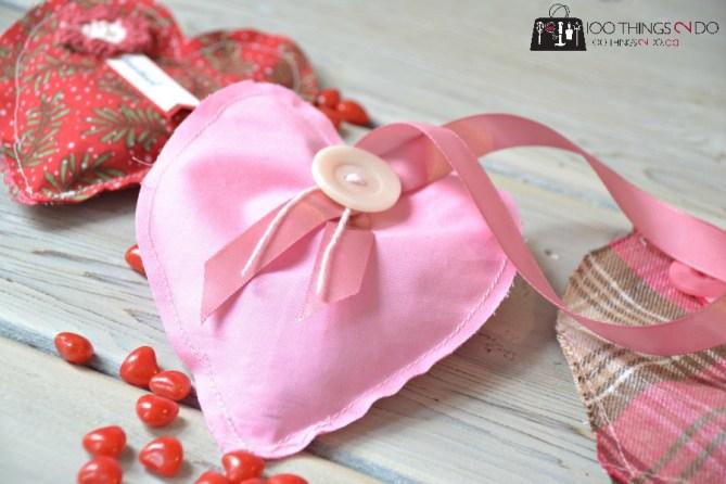 Heart Sachet - 6