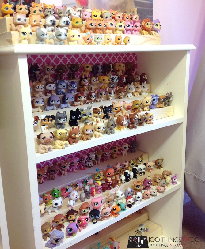 Storage & organizing solutions for kids toys