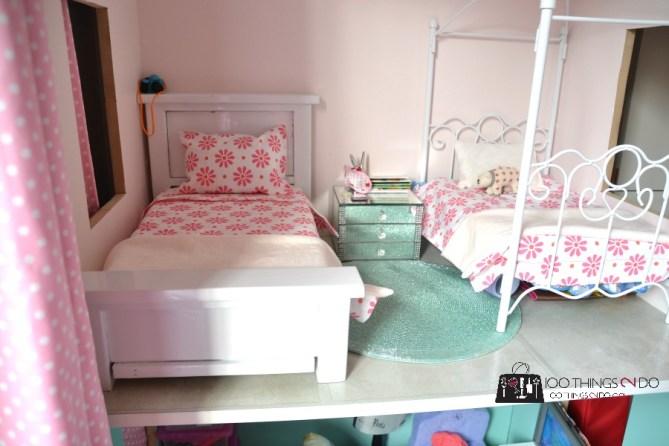 Pre-Tween Girls bedroom 12