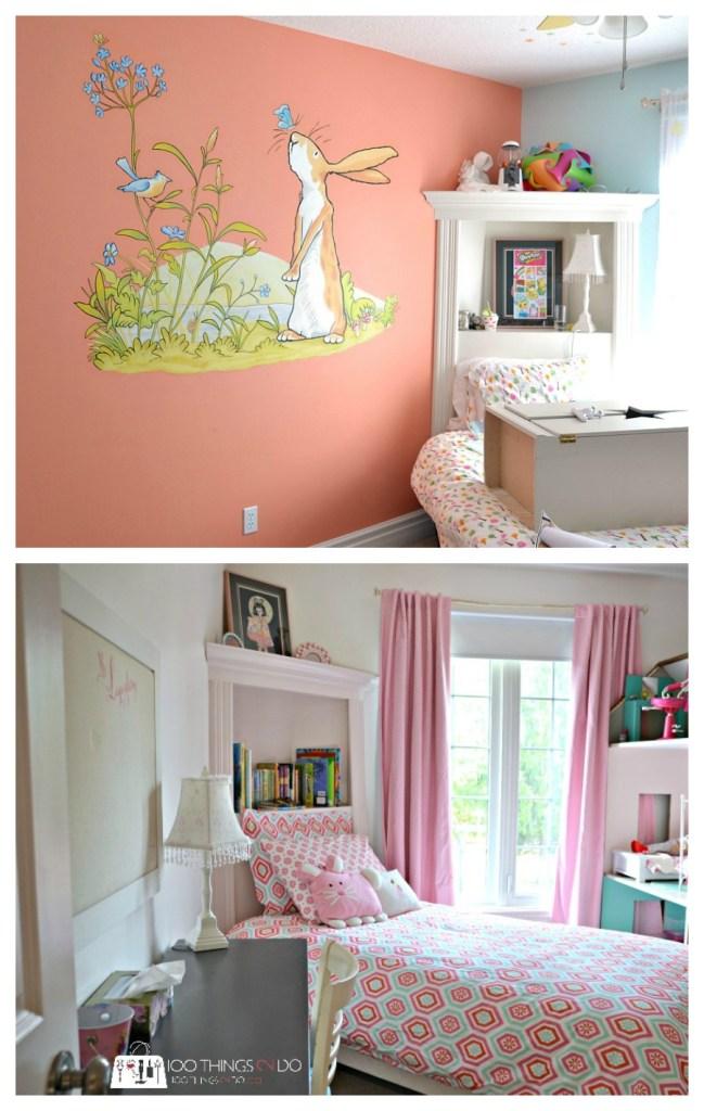 Pre-Tween Girls bedroom 13