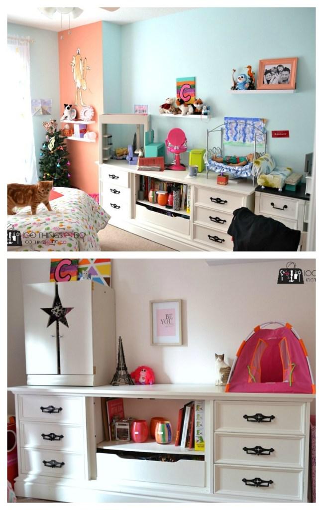 Pre-Tween Girls bedroom 14