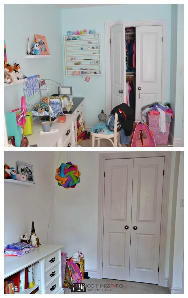 Pre-Tween Girls bedroom 15