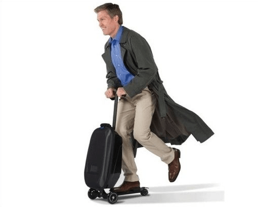 Luggage scooter - gadgets I need