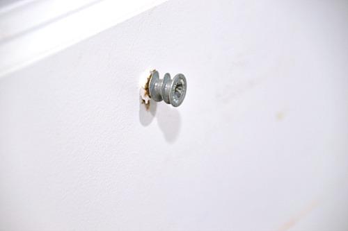 DIY Door Mounted Spice Rack 4 - 5