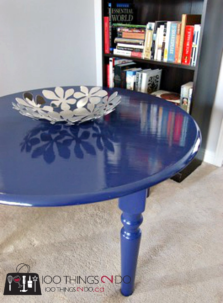 Game table makeover 8