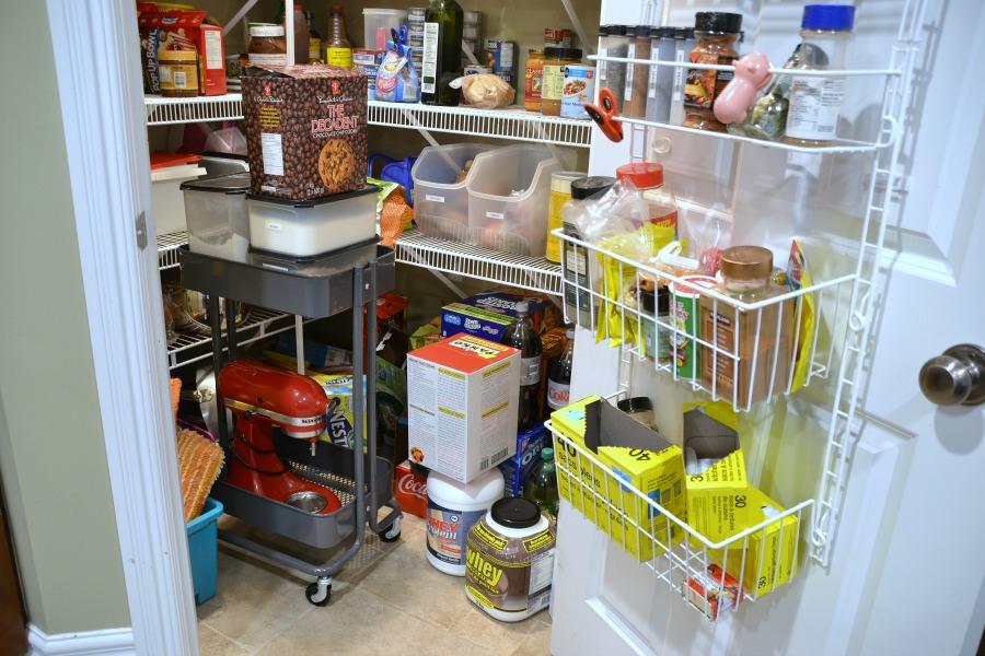 Organizing the Pantry - 2