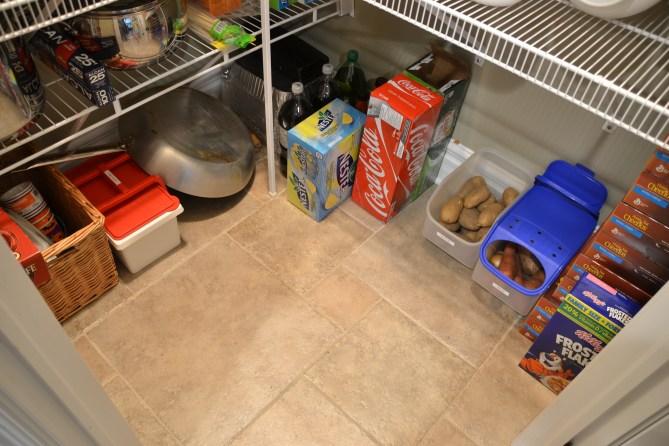 Organizing the Pantry - 7