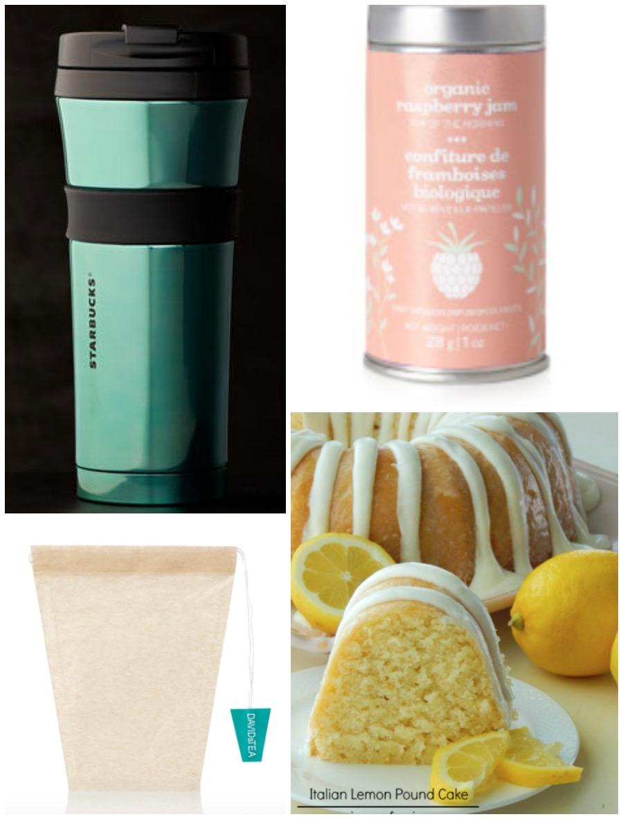 Mother's Day gift idea - tea