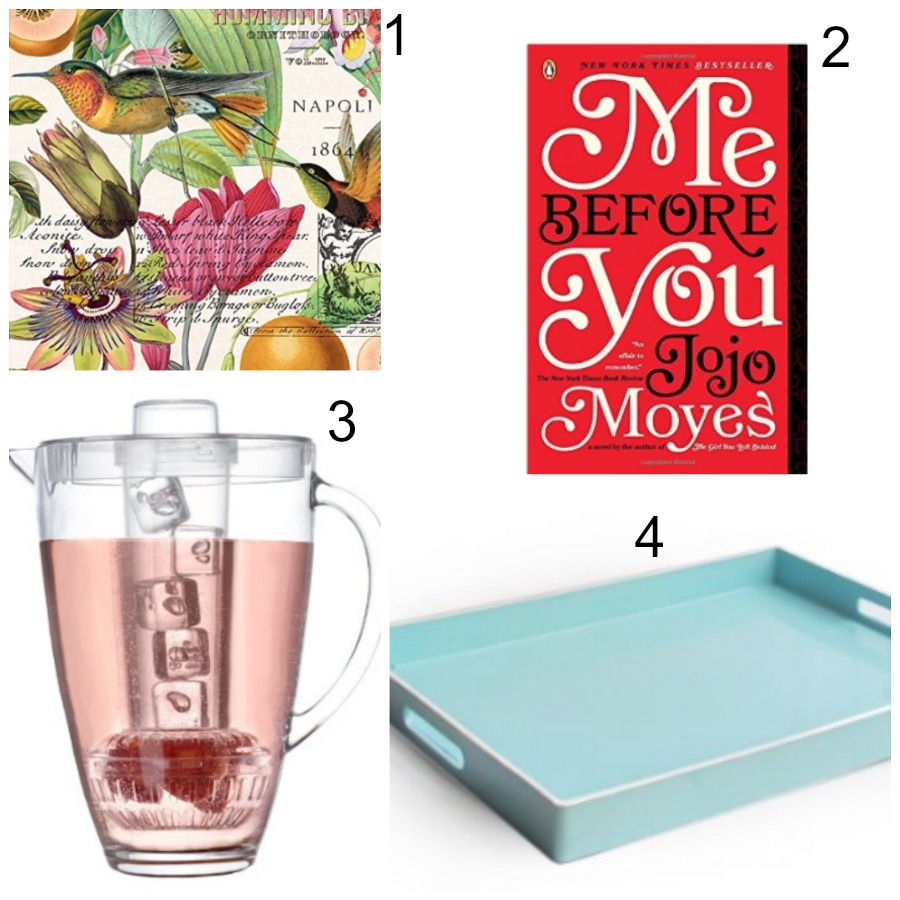 Mother's Day gift ideas - patio lounging