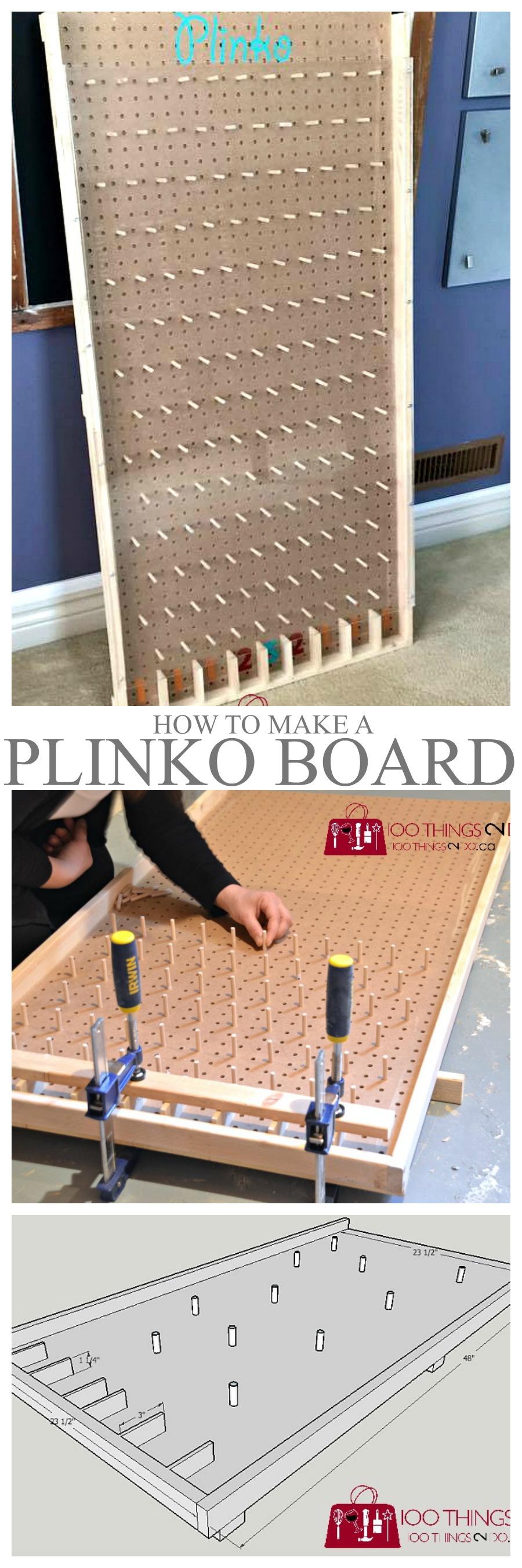 How to make a plinko board solutioingenieria Choice Image