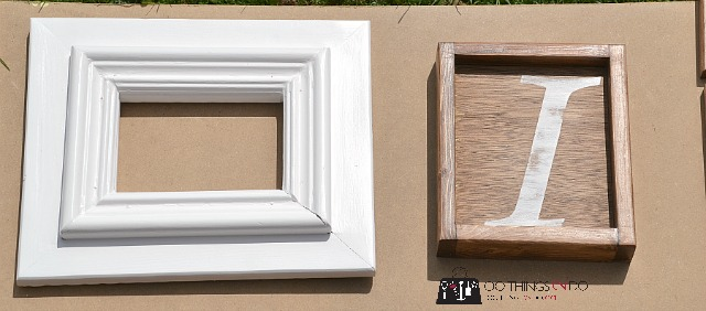 How to Make Wood Frames - Easy DIY