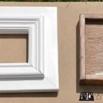 How to make wood frames