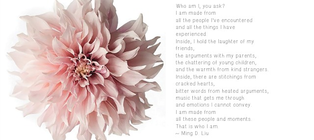 Who Am I? Ming Liu - printable pdf