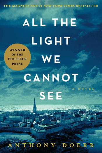 Book Review: All The Light We Cannot See, Anthony Doerr