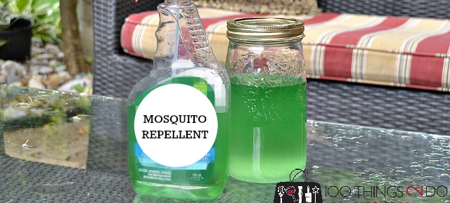 Make your own mosquito repellent using dollar-store ingredients