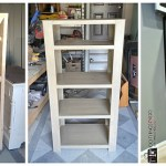 DIY Rustic X Bookshelf, DIY bookshelf, Ana White Rustic X, $21 DIY bookshelf, build your own bookshelf, farmhouse bookshelf