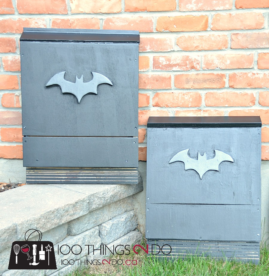 Build your own bat box, DIY bat box, bat house, bat house plans, attracting bats to your yard