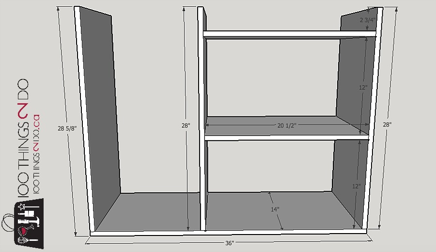 Merveilleux DIY Sports Storage Cart, Organizing Sporting Equipment, Hockey Storage Rack,  Baseball Storage Cart