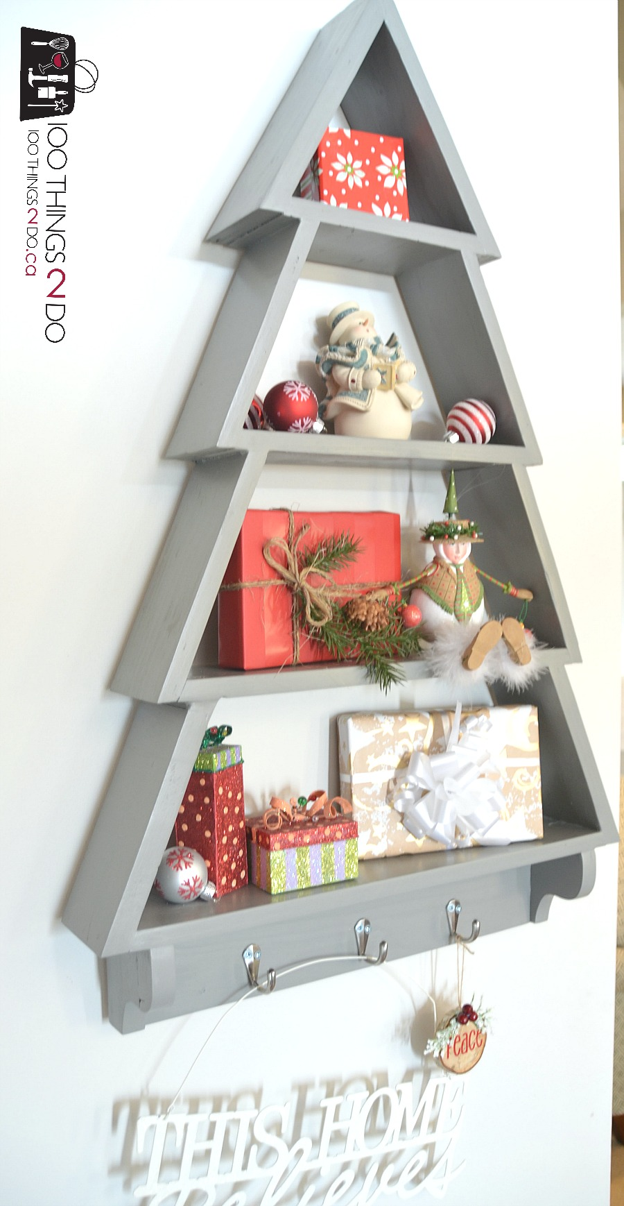 now click over and make your own diy christmas tree shelf