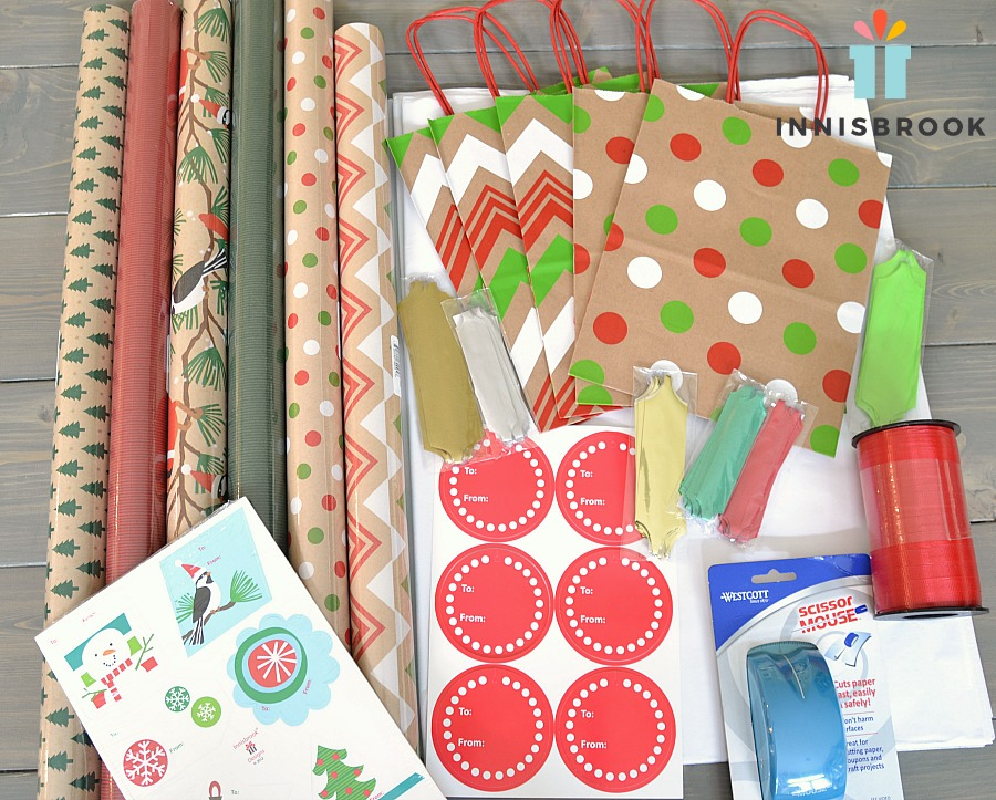 Gift wrap, wrapping paper, Christmas wrap, coordinated gift wrap