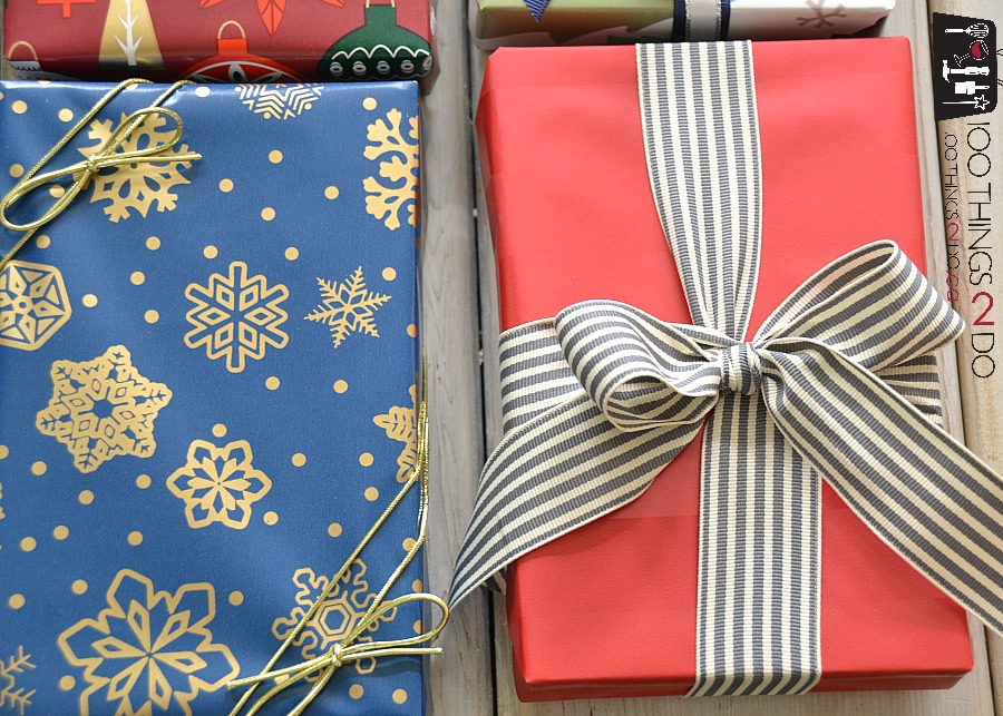 gift wrap ideas, wrapped gifts, gifts, beautiful wrapping paper, gift wrap, stunning wrapping, gift wrapping, wrapping gifts, Innisbrook,