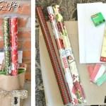 teacher gift, teacher gift ideas, coach's gift, gift wrap gift, wrapping paper gift, Innisbrook