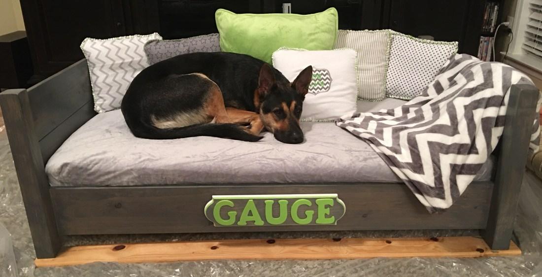 Dog bed, best dog bed, crib mattress dog bed, crib mattress pet bed, repurposed crib mattress, up cycled crib mattress
