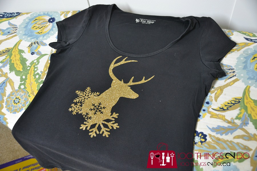 Ugly Christmas Sweaters - or rather t-shirts | 100 Things 2 Do