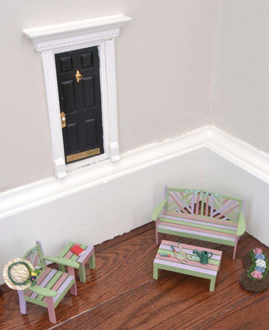 Fairy door, Gnome home, elf door