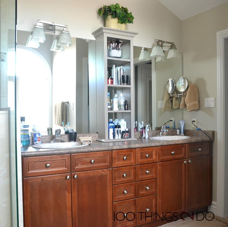 Bathroom Vanity Storage, Bathroom Storage Tower