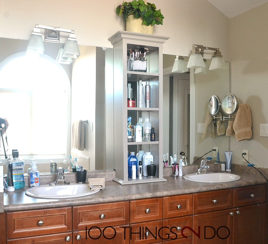 Well-known Bathroom Storage Tower | 100 Things 2 Do KP78