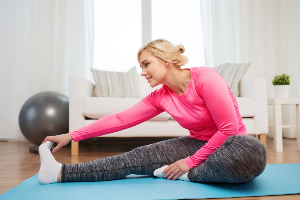 Home fitness, working out at home, home workout, It Fits Personal Training, Strong & Beautiful