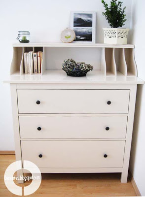 Ikea Rast hacks, 50 of the best Ikea Rast hacks, repurposed dresser, dresser makeover, entryway storage, entryway table, Ikea rast makeover, nightstand, bedside table, Ikea hacks
