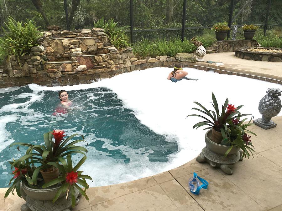 Swimming pool, Floridian 5 star, Florida