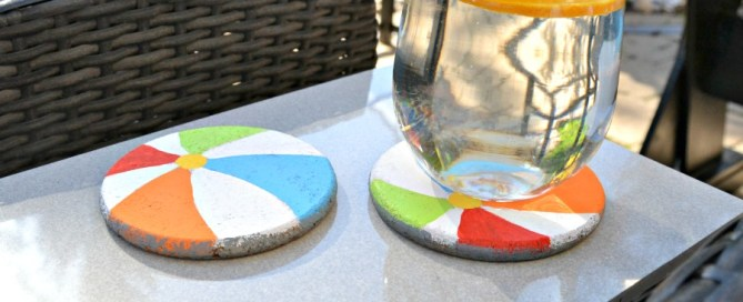 Cork Coasters, DIY cork coasters, crafting with kids, kids crafts, coasters