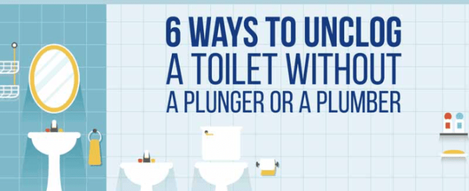 How to unclog a toilet, blocked toilet, overflowing toilet, toilet clog remedies, plunger, Legendary Home Services, Marcus