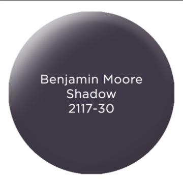 Benjamin Moore Shadow