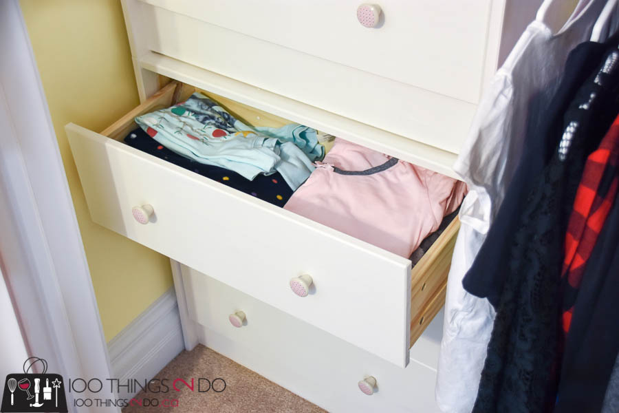 Small Closet Organization, Kids Closet, Closet Organizers, Ikea Rast Hack, Closet  System