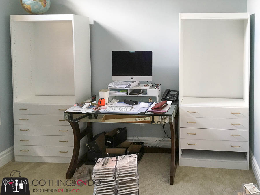 ORC challenge, home office, One room challenge, home office makeover