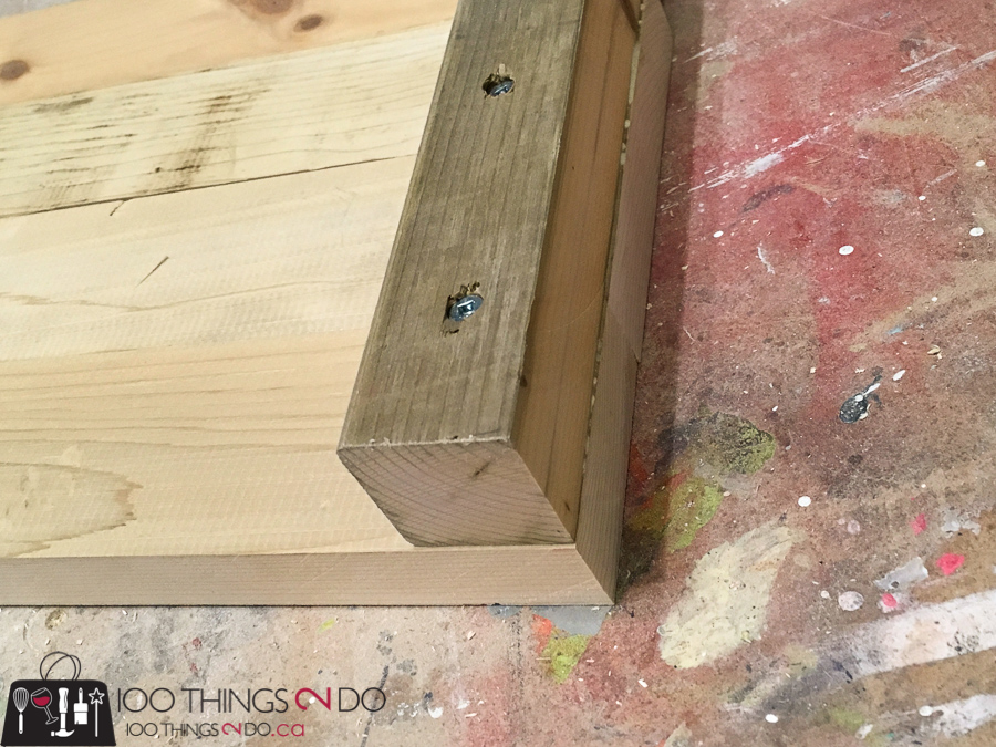 DIY Christmas tree stand, DIY Christmas tree box, Christmas tree base, how to build a wooden Christmas tree base