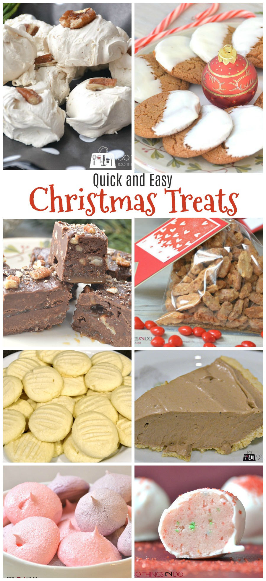 Easy Christmas Treats.Quick And Easy Christmas Treats 100 Things 2 Do