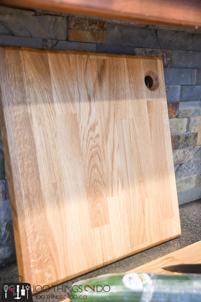 Cutting board, Ikea Hammarp counter, cutting boards