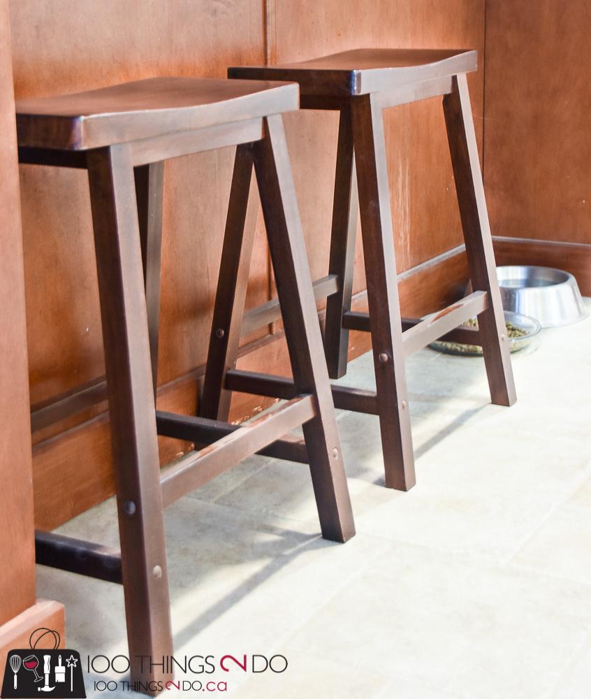 Bar stool care, bar stools, counter-height stools, kitchen stools, kitchen island seating